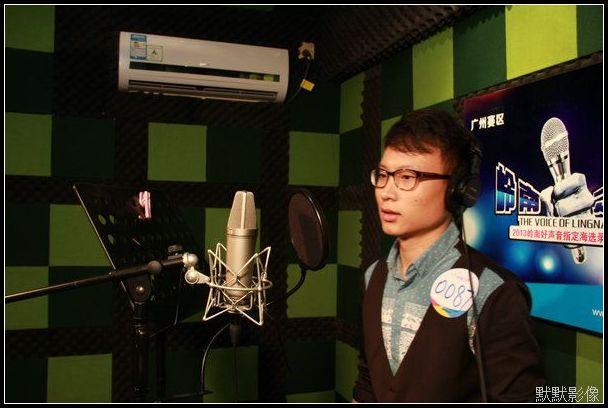 广州第一场 0087号选手 陈柏龙