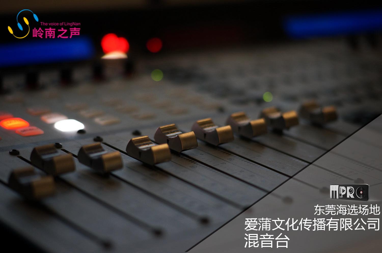 东莞赛区海选场地介绍