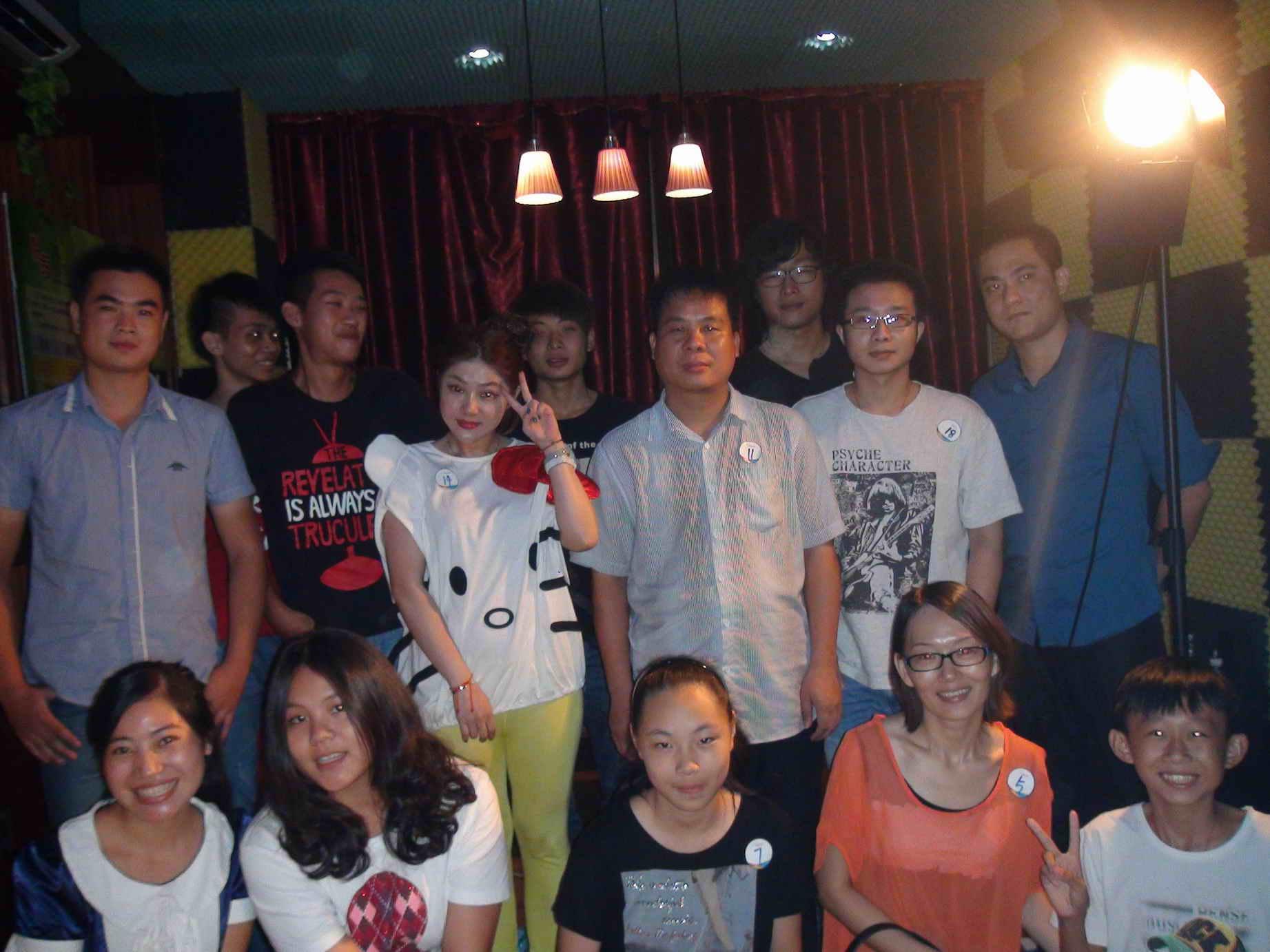 悦声专业练歌房第二周周赛(7月20日)