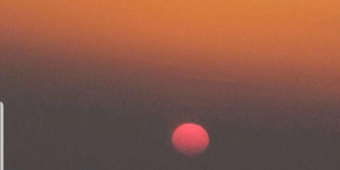 各地日出日落云海的画面比较